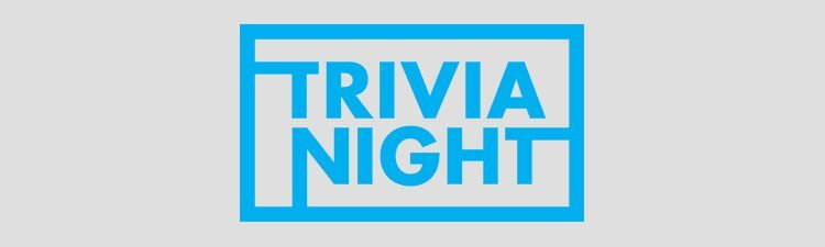 Trivia Night Banner